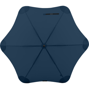 2020 Navy Coupe Blunt Umbrella Top View