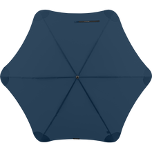 Load image into Gallery viewer, 2020 Navy Exec Blunt Umbrella Top View