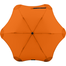 Load image into Gallery viewer, 2020 Metro Orange Blunt Umbrella Top View