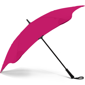 2020 Classic Pink Blunt Umbrella Under View