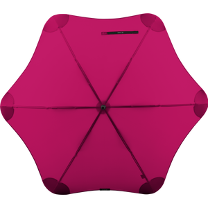 2020 Classic Pink Blunt Umbrella Top View