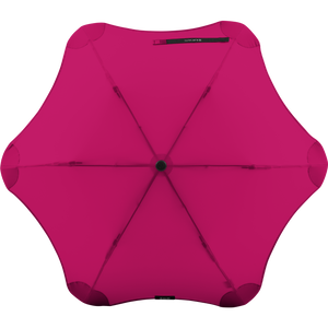 2020 Metro Pink Blunt Umbrella Top View