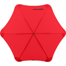 Load image into Gallery viewer, 2020 Red Exec Blunt Umbrella Top View