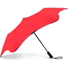 Load image into Gallery viewer, 2020 Metro Red Blunt Umbrella Side View