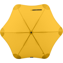 Load image into Gallery viewer, 2020 Yellow Coupe Blunt Umbrella Top View