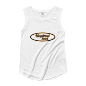 Ladies' Go For Gold Cap Sleeve T-Shirt