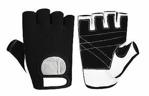Women Sports Workout Anti Slip Fitness Weight Lifting Cycling Gloves 1053