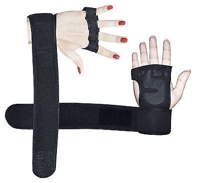 Prime Sports Neoprene Crossfit Fitnes Training Wrist Support Powerlifting Glove