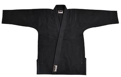 Brazilian Jiu Jitsu Gi / Uniform Pearl Weave Black With Free White Belt