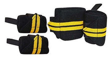 Premium Quality Cross fit Bodybuilding Heavy Duty Pro Pair 18 inches Wrist Wraps