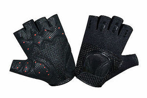 TRAINING FITNESS SPORTS CYCLING BIKE GRIP GEL PADDED GYM GLOVES