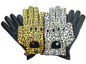 MEN`S REAL SOFT NAPPA LEATHER DRIVING  FASHION DRIVING GLOVES