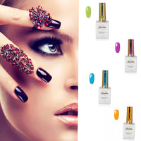 GODDESS GEL POLISH 10MLS BOTTLE CLEARANCE