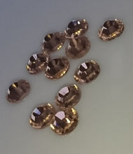 Light peach crystals in various sizes and quantities - Nirvana Nail and Beauty Supplies