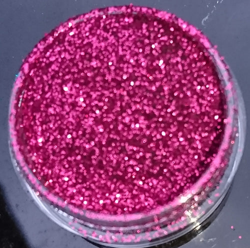 Sparklies Glitter - Cherry Pop- (0.08 fine) - Nirvana Nail and Beauty Supplies