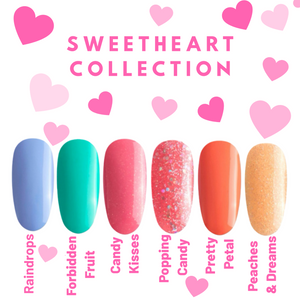Goddess Gel Polish Sweetheart Collection