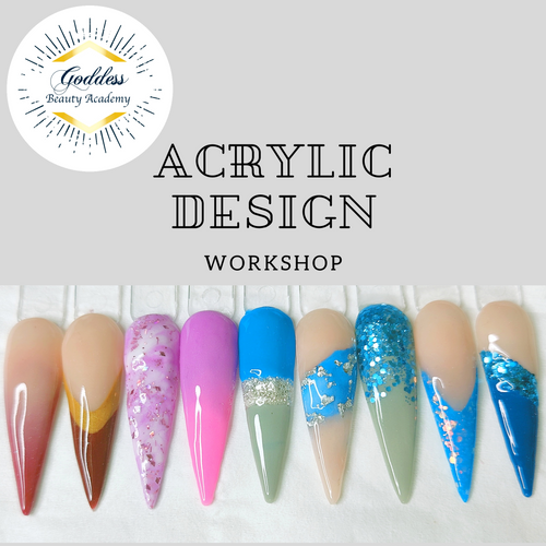 Acrylic Design Workshop