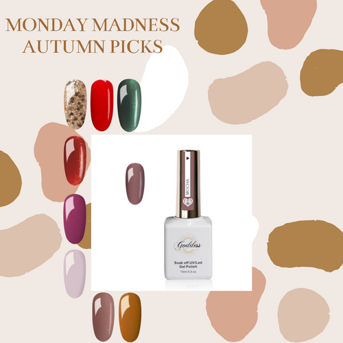 Autumn Gel Polish Picks