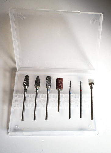 7 Piece E-file Bit Set