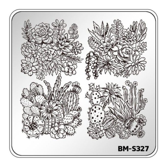 Botanicals: Hands Off (BM-S327)