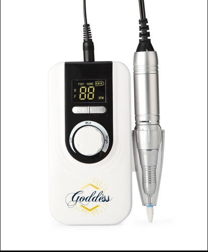NOW IN STOCK!!Goddess 35000 RPM Portable E-File
