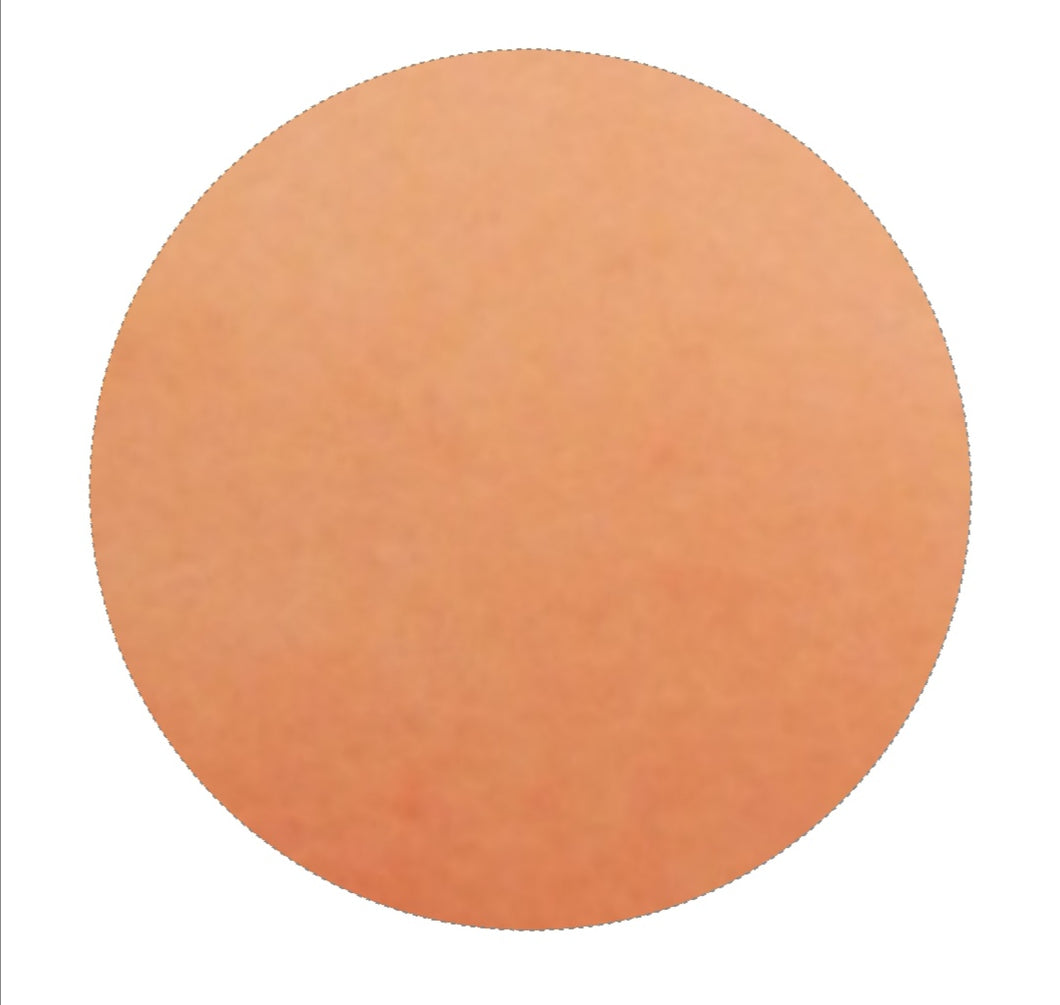 Papa Don't Peach 25g Goddess Coloured Acrylic Powder