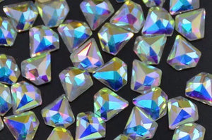 AB Crystals 6x9 mm 10 Pack