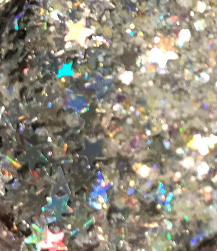 Sparklies Glitter - Holo Starburst - Glitter Mix - Nirvana Nail and Beauty Supplies