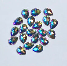 Goddess AB Teardrop 6 x 8mm 10 Pack