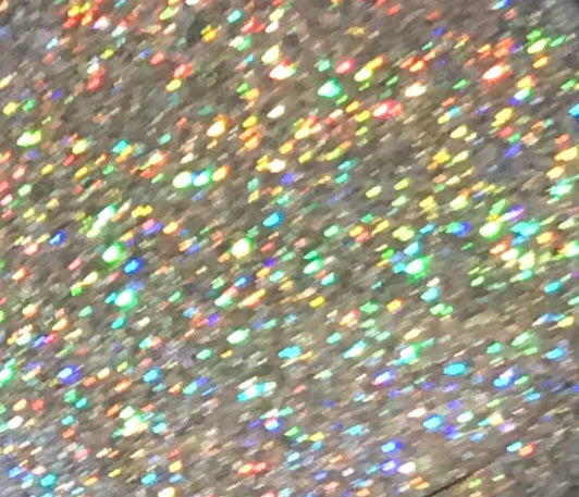 Sparklies Glitter - Silver Holo - Fine 0.08 - Nirvana Nail and Beauty Supplies