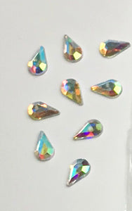 Goddess AB Raindrop 6 x 10mm 10 Pack