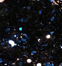 Sparklies Glitter -Midnight - Chunky (0.015) - Nirvana Nail and Beauty Supplies