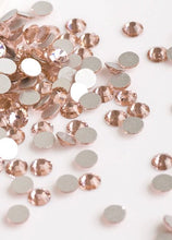 Goddess Light peach crystals -various sizes