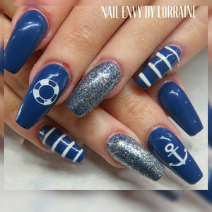 Ahoy Sailor - Nirvana Nail and Beauty Supplies