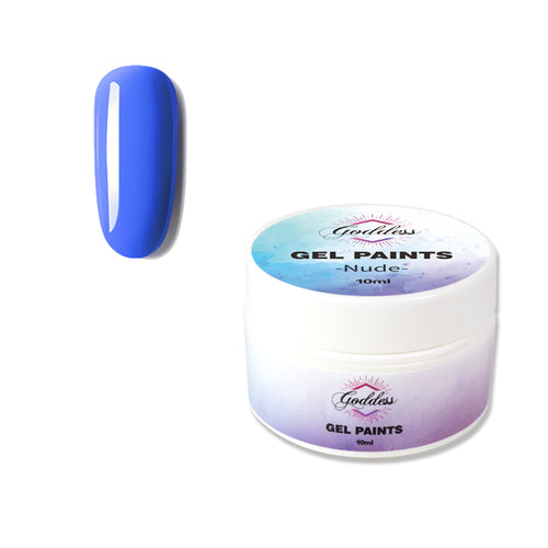 Goddess Blue Gel Paint 10mls