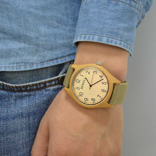 Featured Wooden Watches