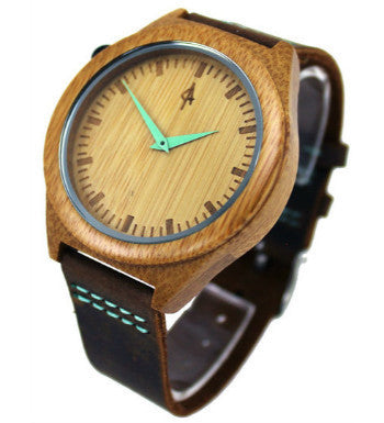 Apache Pine Wood Watches