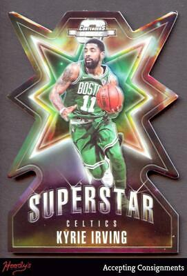 2018-19 Panini Contenders Optic Superstar Die Cuts SILVER Kyrie Irving CELTICS