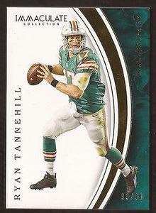 ET 2016 Immaculate Collection #26 Ryan Tannehill 83/99 DOLPHINS