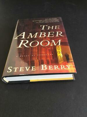 Image of STEVE BERRY THE AMBER ROOM SIGNED FIRST ED