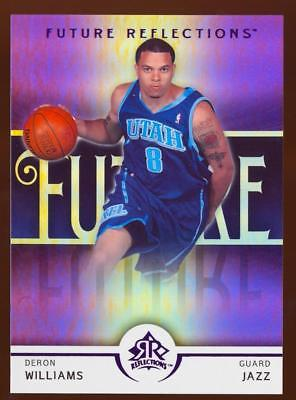 Image of 2005-06 Reflections Purple #145 Deron Williams 162/250 JAZZ RC