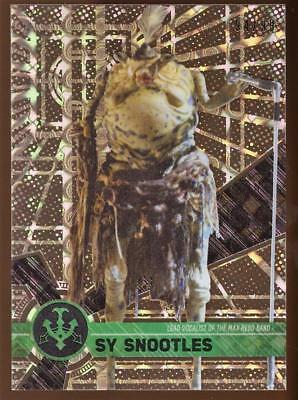 Image of 2017 Topps Star Wars High Tek Tidal Diffractors #35 Sy Snootles 94/99