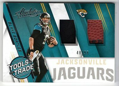 ET 2016 Absolute Tools of the Trade Dual Material Blake Bortles Dual Relic 48/90