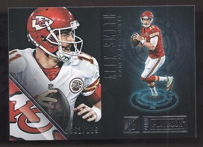 JC 2016 Panini Playbook #39 Alex Smith 062/199 CHIEFS