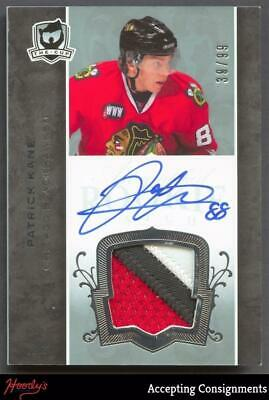 2007-08 The Cup #185 Patrick Kane 3-Color RPA PATCH Autograph AUTO 39/99 RC