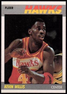 1987-88 Fleer #124 Kevin Willis