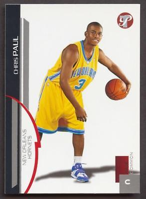 Image of 2005-06 Topps Pristine #104 Chris Paul ROOKIE HORNETS RC
