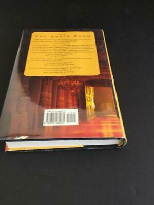 STEVE BERRY THE AMBER ROOM SIGNED FIRST ED