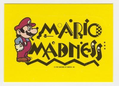Image of 1989 NINTENDO TIPS & SCRATCH-OFF 93 CARDS COMPLETE SET SUPER MARIO BROS ZELDA +