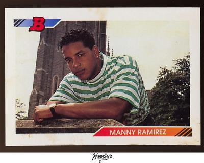 Image of 1992 Bowman #532 Manny Ramirez ROOKIE RC